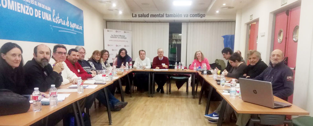 First Person Mental Health Committee