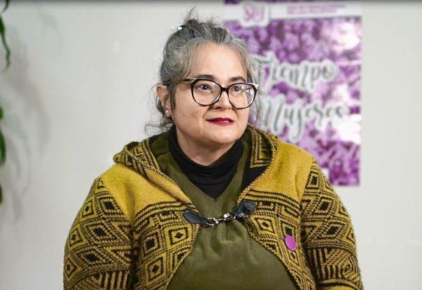 Frame del vídeo con la imagen de María Isabel
