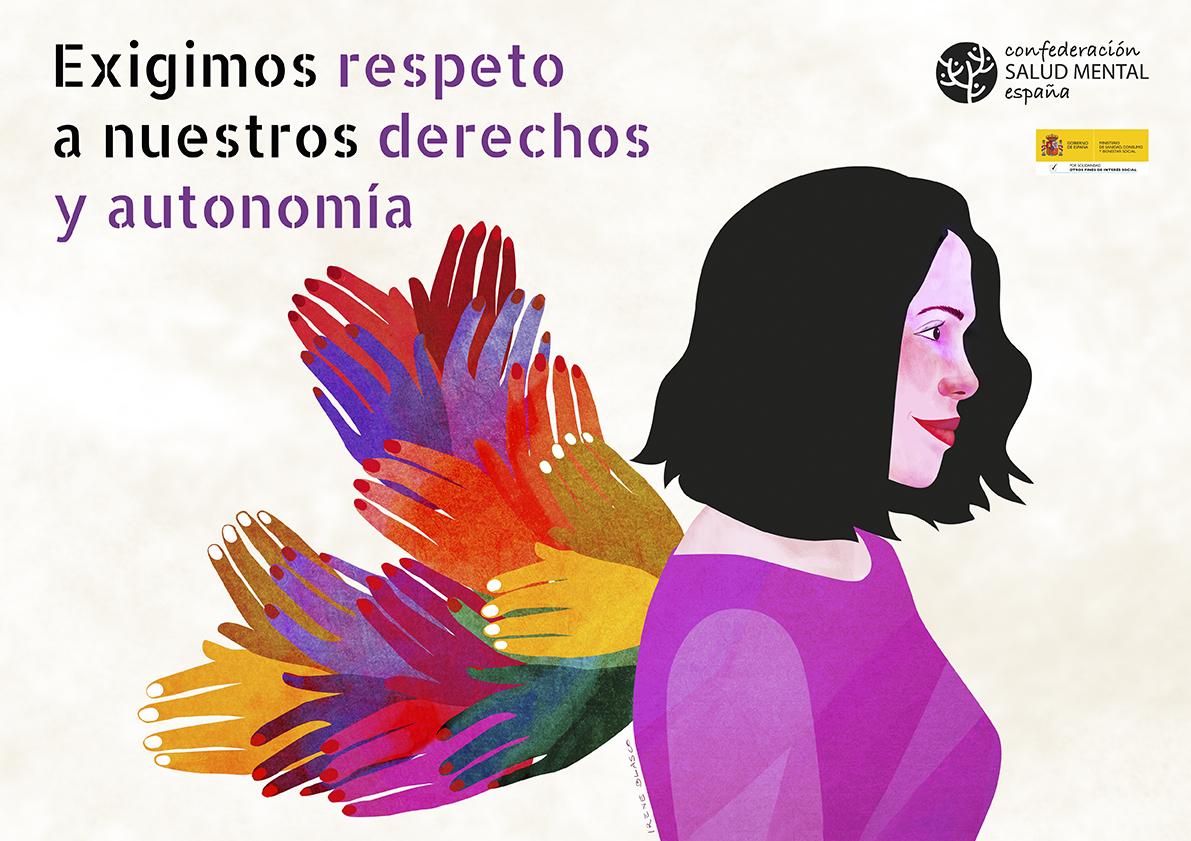 Autonomía Campaña Red Mujeres