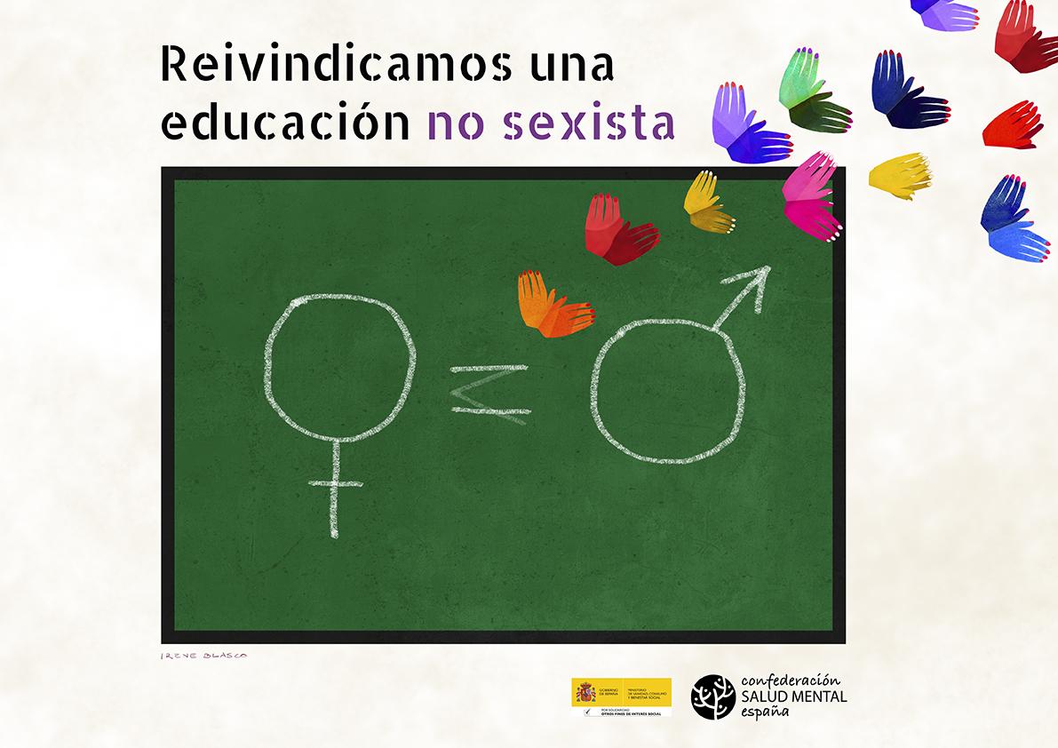 educacion Campaña Día Internacional Mujer