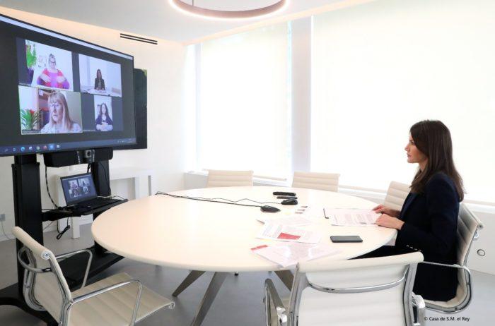 Videoconferencia reina red estatal